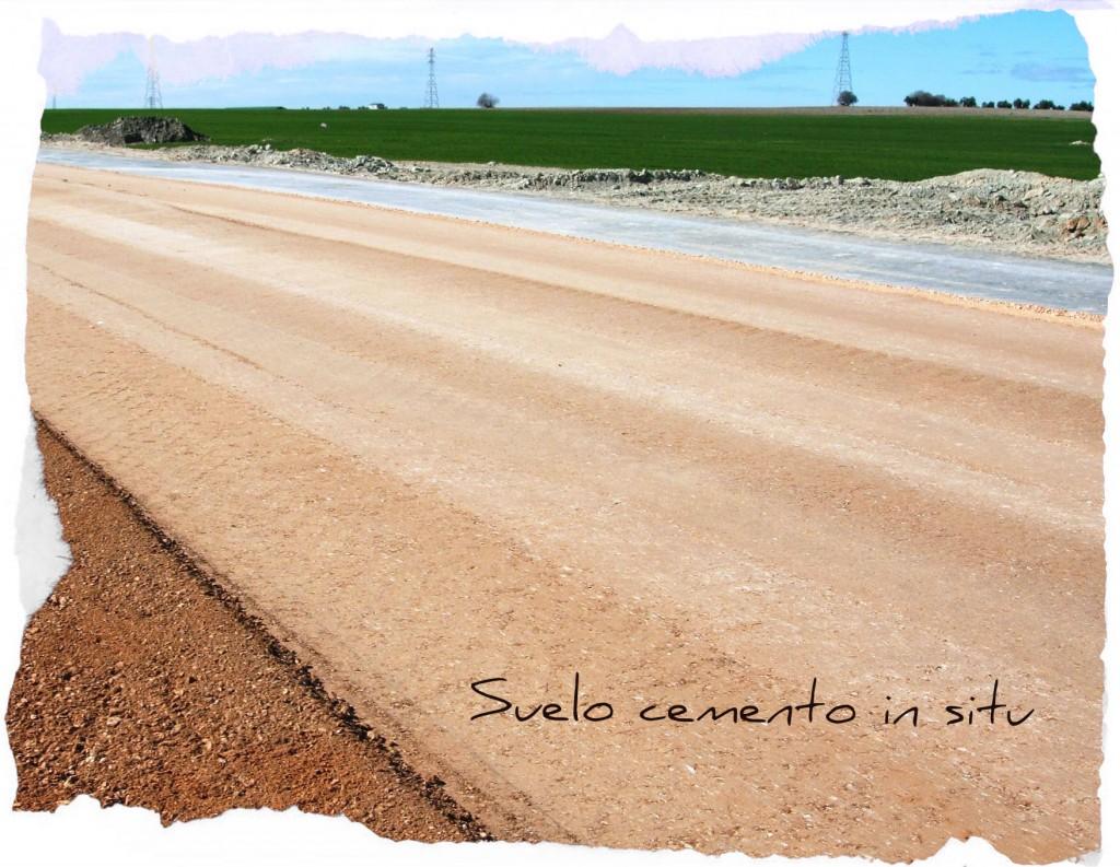 Suelo cemento in situ - Cemento para suelo ...
