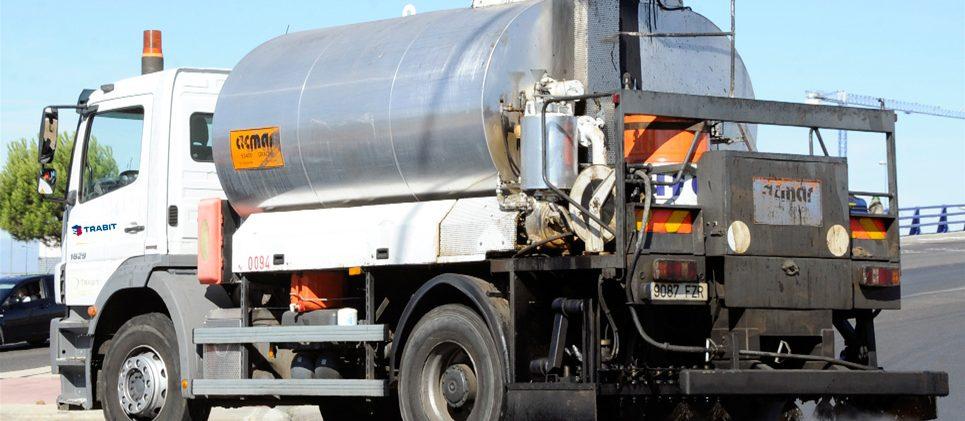 Móstoles - Operación asfalto