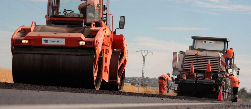 Carretera M-103 Fuente El Saz del Jarama - Valdetorres de Jarama - Reciclado en frío con emulsión y MBC
