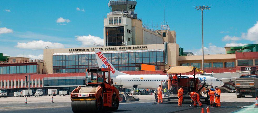 Aeropuerto Adolfo Suárez Madrid-Barajas/Extendido MBC